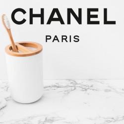 Sticker Logo Chanel Paris