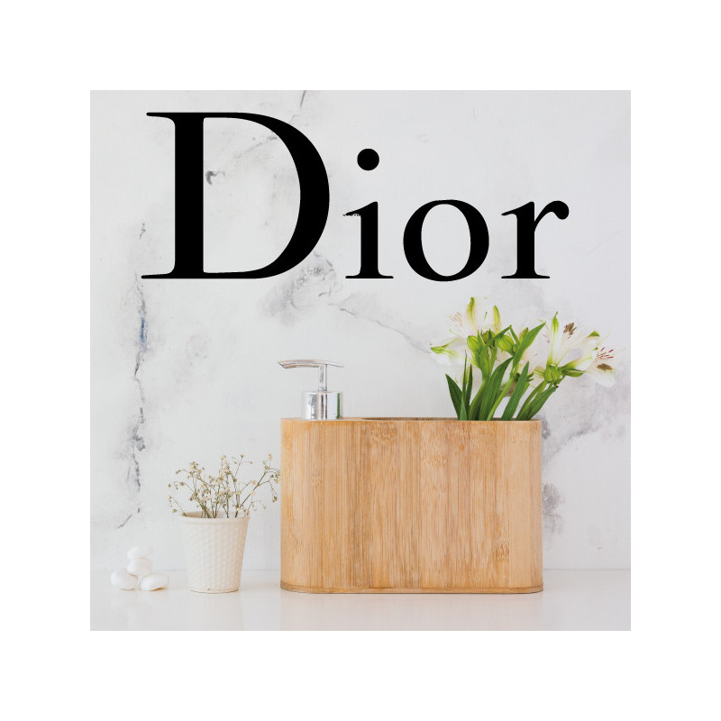 Sticker Logo Dior