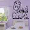 Sticker Lilo & Stitch