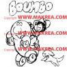 Sticker Boumbo la Petite Automobile
