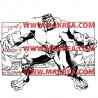 Sticker Hulk