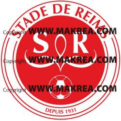 Sticker Logo Stade de Reims