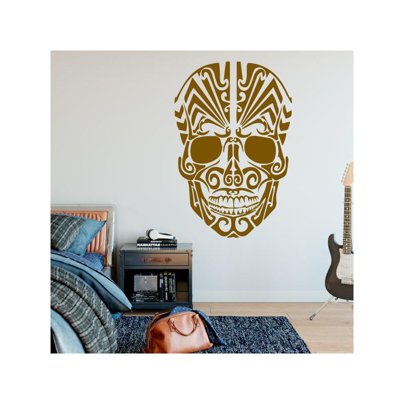 Stickers Tête de mort