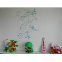 Sticker Peter Pan, Wendy et ses frères