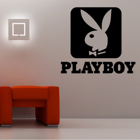 Sticker Logo Playboy
