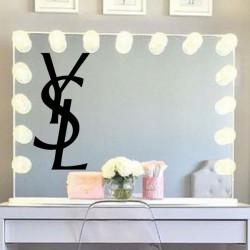 Sticker Logo YSL - Yves Saint Laurent