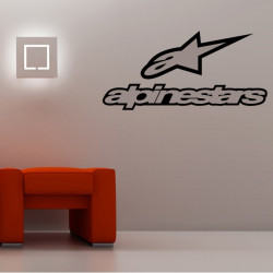 Sticker Logo Alpinestar
