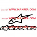 Sticker Logo Alpinestar