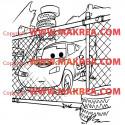 Sticker Cars à la fourrière