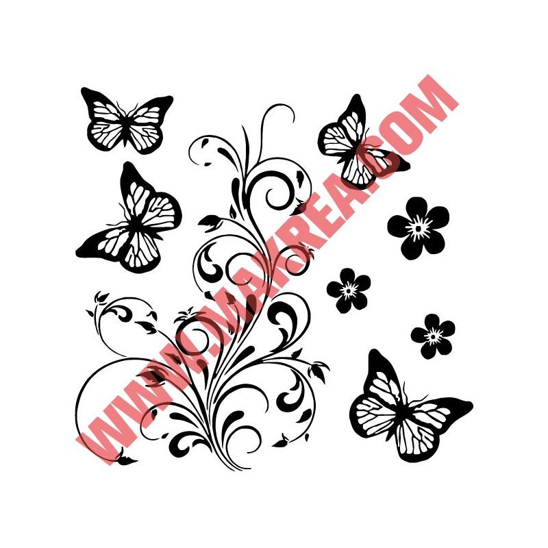 Sticker Bébé à Bord - Minnie Allongée