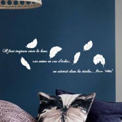 Citation Oscar Wilde Il faut toujours viser la lune