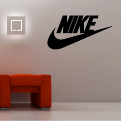 Sticker Logo Nike