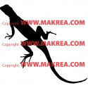 Sticker Salamandre