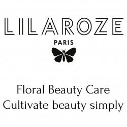 Logo Liliroze + lettrage