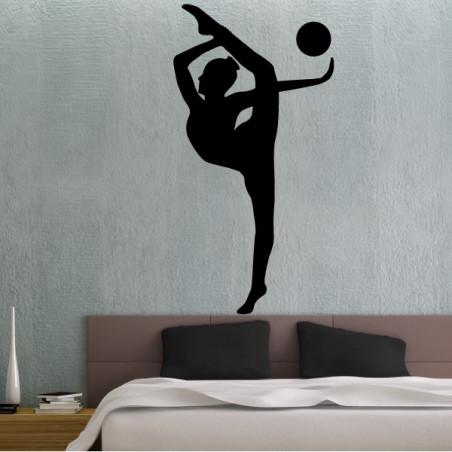 Gymnastique Rythmique Ballon