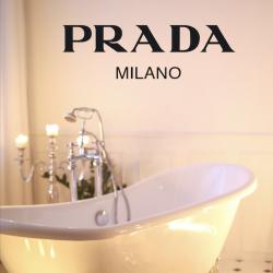 Sticker Prada Milano