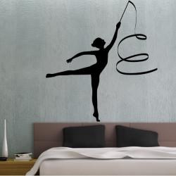 Gymnastique Rythmique Ruban