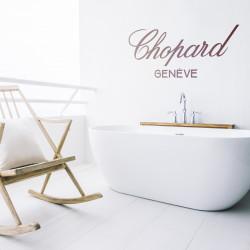 Sticker Chopard Genève