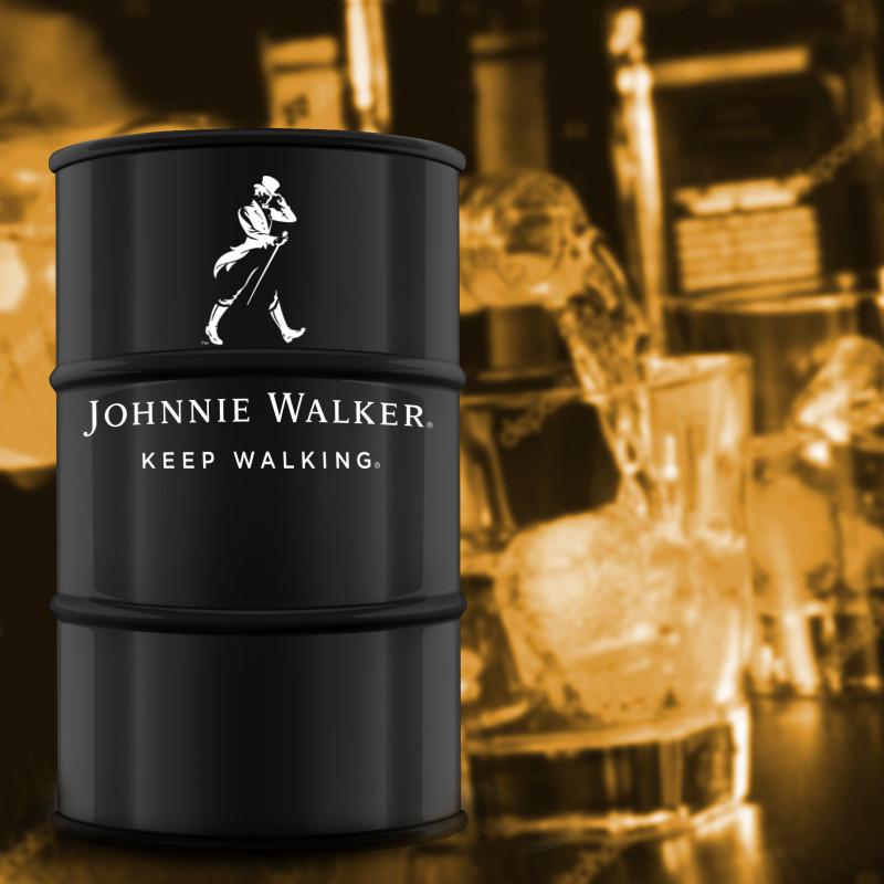 Sticker Johnnie Walker