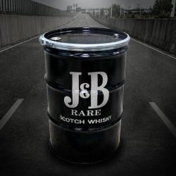 Sticker J&B scotch whisky