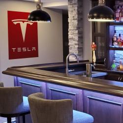 Sticker Tesla