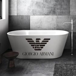Sticker Giorgio Armani