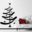 Sticker Sapin de Noël Design