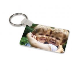 Porte-clés personnalisé 2 faces