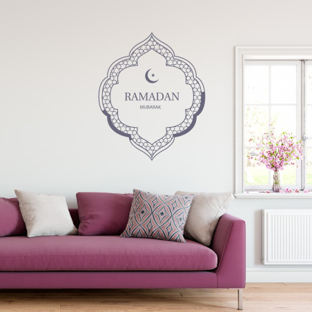 Sticker Mural Ramadan 3