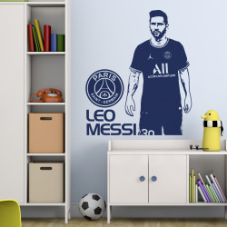 Sticker Lionel Messi - Leo Messi PSG