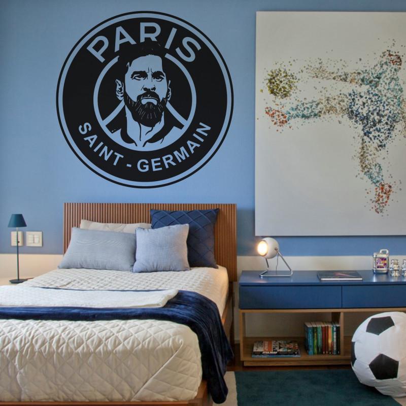 Sticker Leo Messi - Portrait PSG