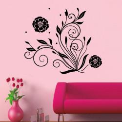 Sticker Nature - Ornements Fleurs