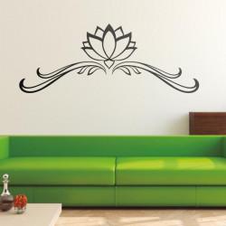 Sticker Nature - Fleur de Lotus