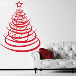 Arbre de Noël Design Grande Etoile