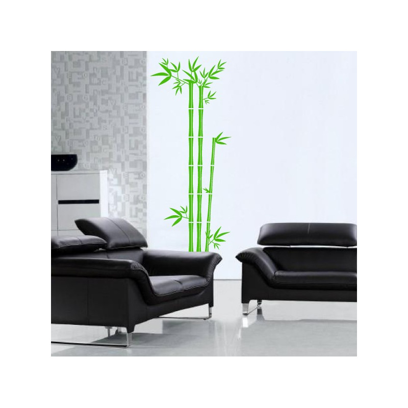 Sticker Bambou 3 branches