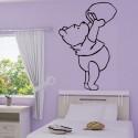 Sticker Winnie Pot de Miel