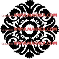 Sticker Rosace