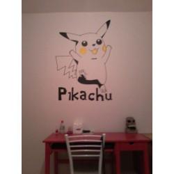 Sticker Pikachu - Pokémon