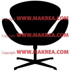 Sticker Fauteuil Design