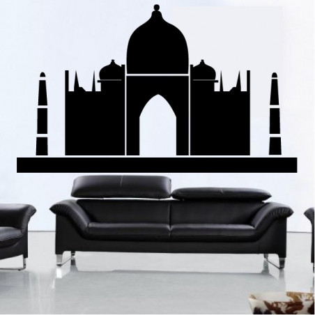 Sticker Taj Mahal 2