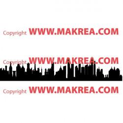 Sticker Ville Building