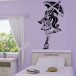 Monster High - Draculaura Parapluie Ouvert