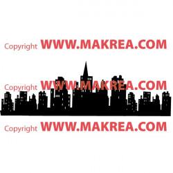 Sticker Ville Building 2