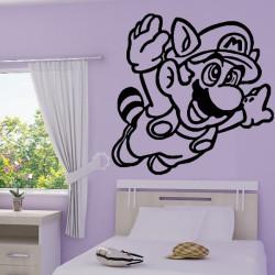 Super Mario Bros s'envole