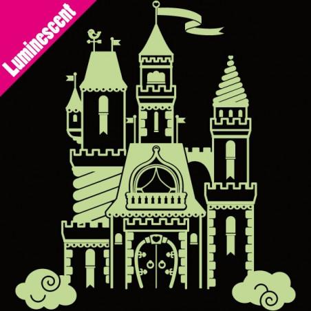 Luminescent Château Féérique de Princesse