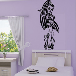 Sticker Monster High - Nefera de Nile