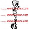 Sticker Monster High - Howleen Wolf
