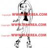 Sticker Monster High - Venus McFlytrap