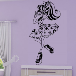 Sticker Monster High - Operetta en Robe