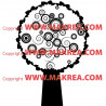 Sticker Nature Arbre Design